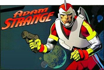 Fiche de Perso: Adam Strange