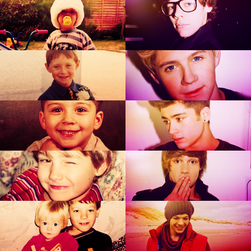 One Direction ♥ They'll never change