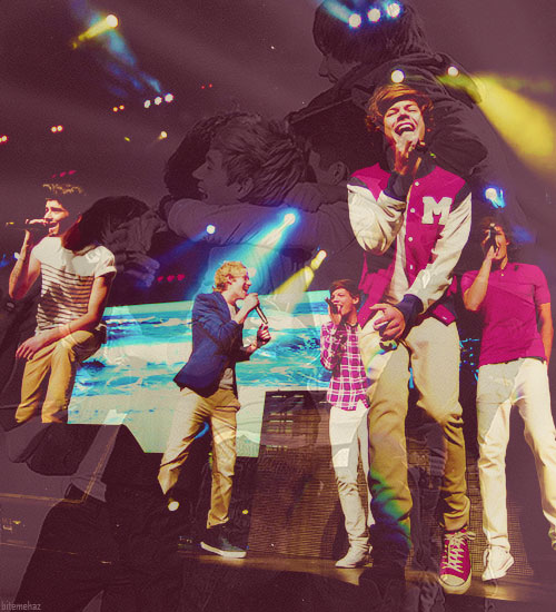ONE DIRECTION = THE PERFECTION