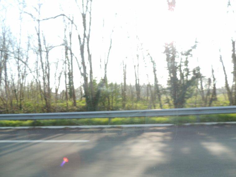Séance Photo a Montpellier enfin dans la voiture ^^