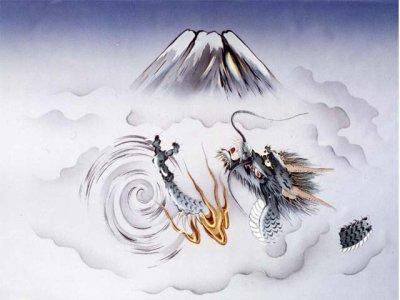 L'année du Dragon TATSU 2012