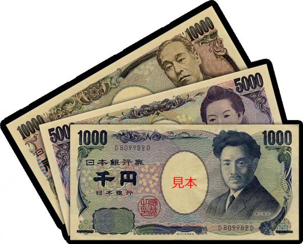 Nihon no okane 日本のお金