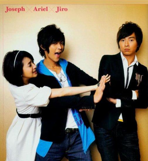 It started with a kiss // 20 épisodes // Drama Taiwanais // Amour, Comédie // 2006
