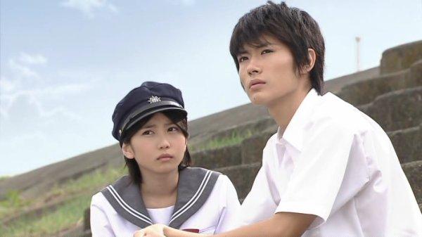 14 Sai no Haha // 11 épisodes // Drama Japonais // Drame, Amour // 2006