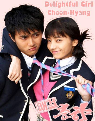 Delightful Girl // 17 épisodes // D. Coréen // Comédie Romantique // 2005