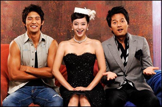 Fantasy Couple // 16 épisodes // Drama Coréen // Comédie romantique // 2006