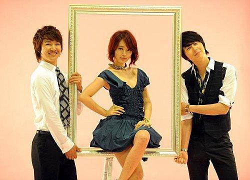 Take Care of the Young Lady // 16 épisodes //  Coréen // Comedie &  Romance // 2009