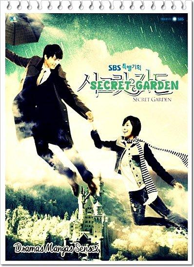 Secret Garden // Drama Coréen // 20 épisodes // Amour, Comédie // 2010