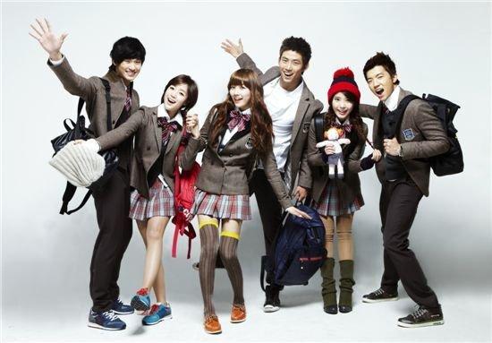 Dream High // Drama Coréen // 16 épisodes //Ecole, Musique, Romance// 2011