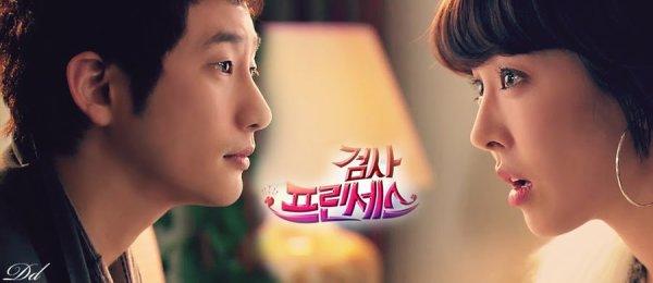 Prosecutor Princess // Drama Coréen // 16 épisodes // Romance, Comédie // 2011