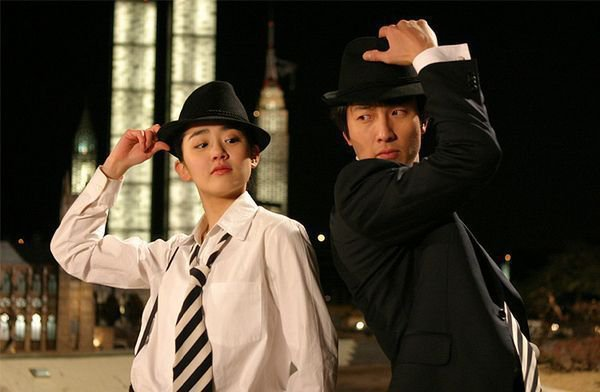 Innocent Step // Film Coréen // 6 parties // Dance, Romance // 200?