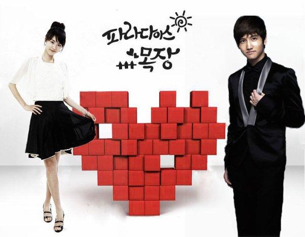 Paradise Farm // Drama Coréen // 16 épisodes //Romance, mélodrame // 2011