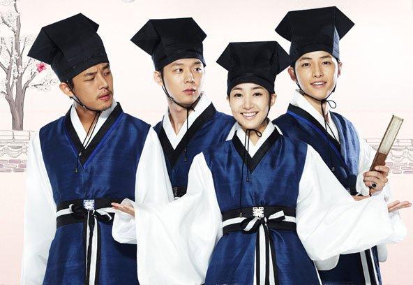 Sungkyunkwan Scandal //Drama Coréen // 20 épisodes //Romance // 2010