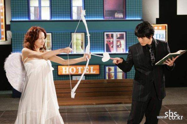 Bad Couple//Drama Coreen // 16 épisodes //Comédie Romantique// 200?