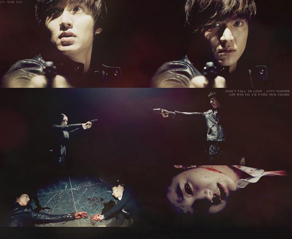 City Hunter//Drama Coreen // 20épisodes //Romance// 2011