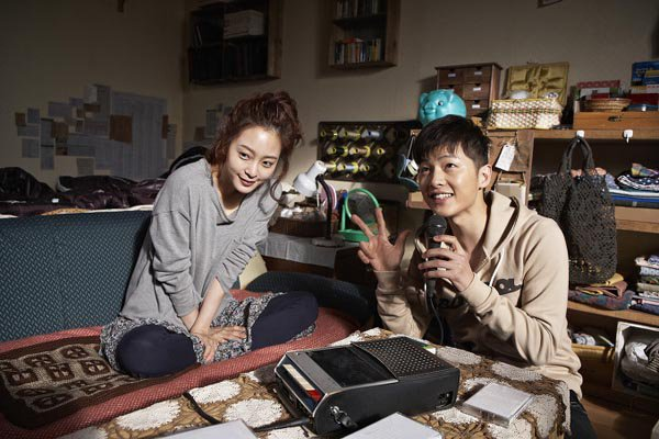 Penny-Pinching Romance//Film Coreen // ? parties //Comédie & Romance// fin 2011