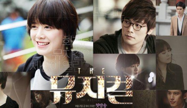 The Musical//Drama Coreen // 16 épisodes //Musique & Romance// 2011