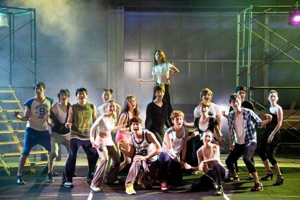 Wath's Up!//Drama Coreen // 16 épisodes //Musique // 2011
