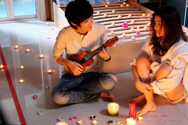 Yes or No//Film Thailandais // 7parties//Amour// 2012