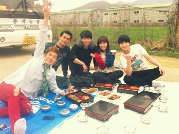 Rooftop Prince//Drama Coreen // 20 épisodes//Fantastique comédie romantique// 2012