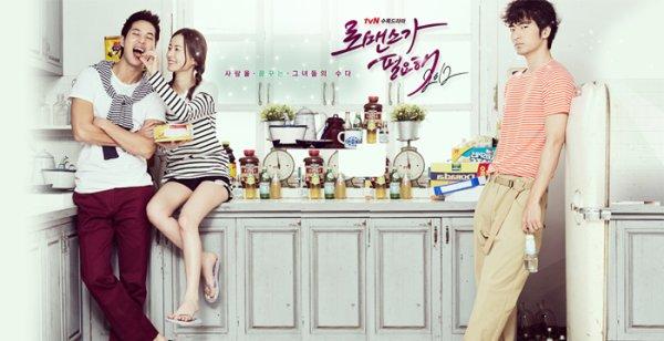 I Need Romance 2012//Drama Coreen // 16 épisodes //Amour & Comédie // 2012