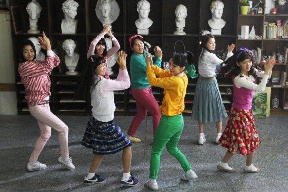 Sunny // 5 Parties // Film Coréen // Amitié // 2011