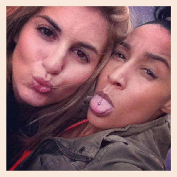 <3 Alexandra & Gaelle <3