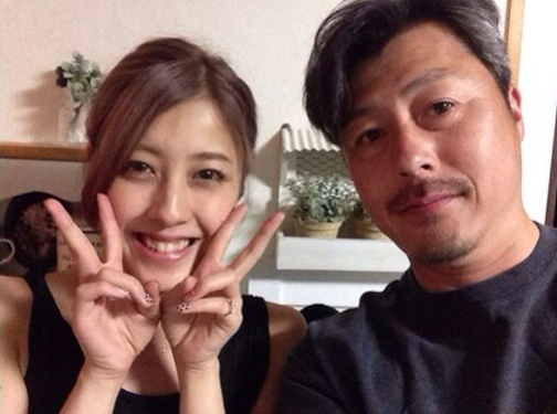 Miyabi et son Oto-san
