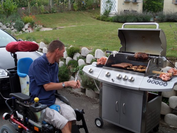 Journée barbecue !