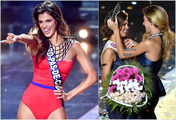 19/12/15 : Miss France 2016 est et restera ... Miss Nord Pas de Calais
