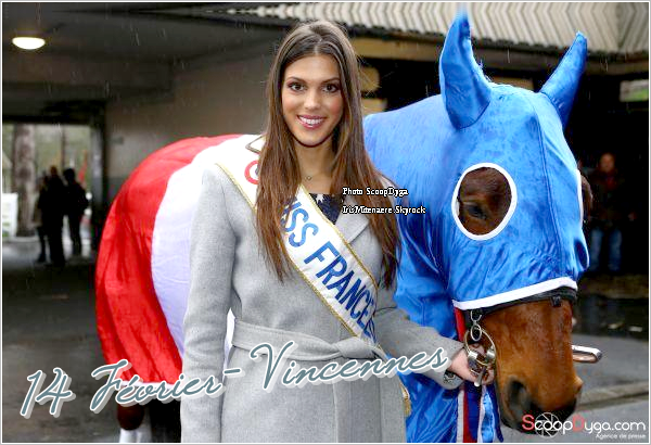 14/02/16 : Vincennes - Printemps - Show Miss France