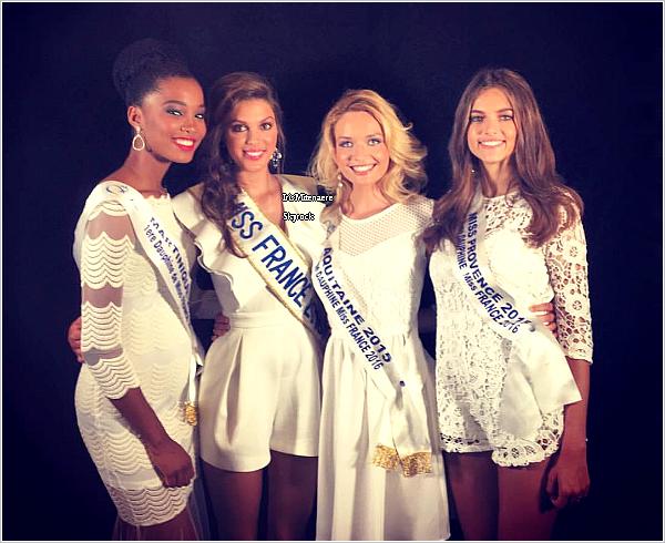 25/06/16 - 02/07/16 : Croisière Miss France
