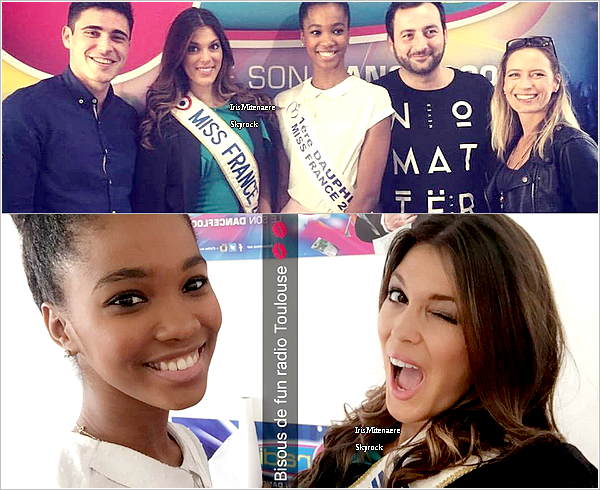 08/10/16 : Miss Aquitaine - Miss Midi-Pyrénées