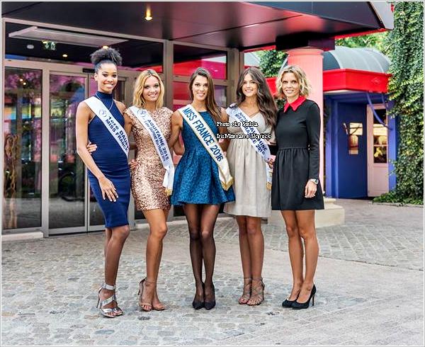 09/10/16 : Miss Aquitaine - Miss Poitou-Charentes