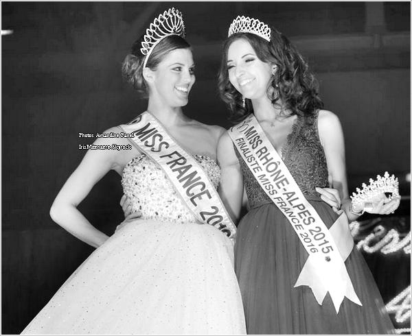 22/10/16 : Miss Rhône Alpes - Hazebrouck - La Défense
