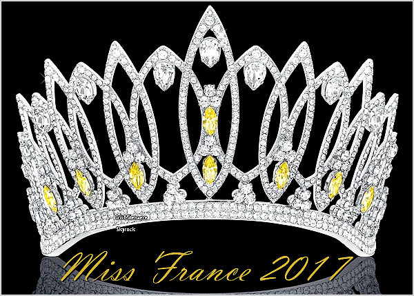 15/11/16 : Couronne Miss France - Miss Univers