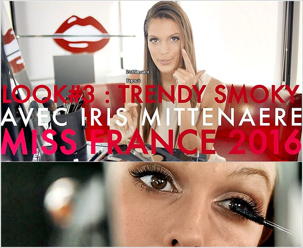 16/11/16 : Grand Rex - Paris - Tuto MakeUp