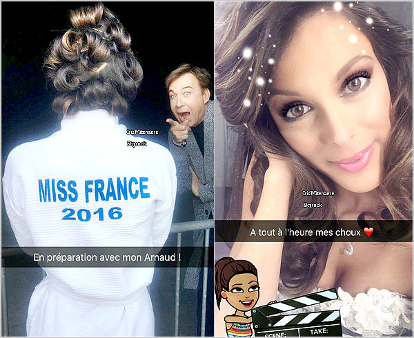 17/12/16 : Miss France 2017