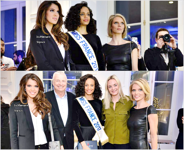06/01/17 : Miss Univers - Paris
