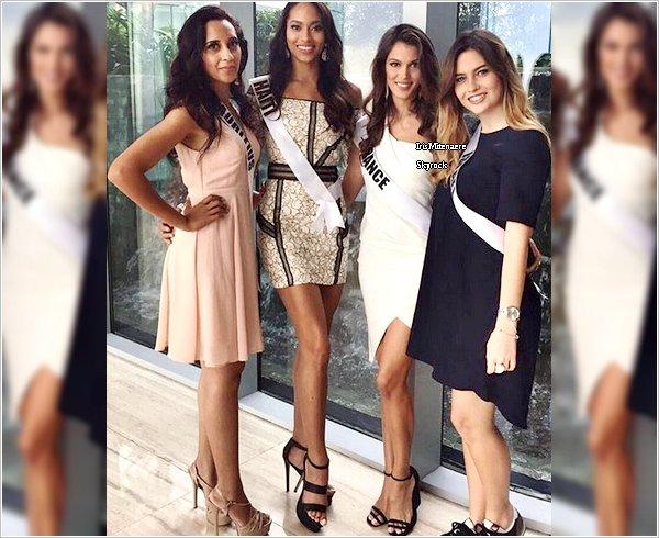 14/01/17 : Miss Univers Jour 1
