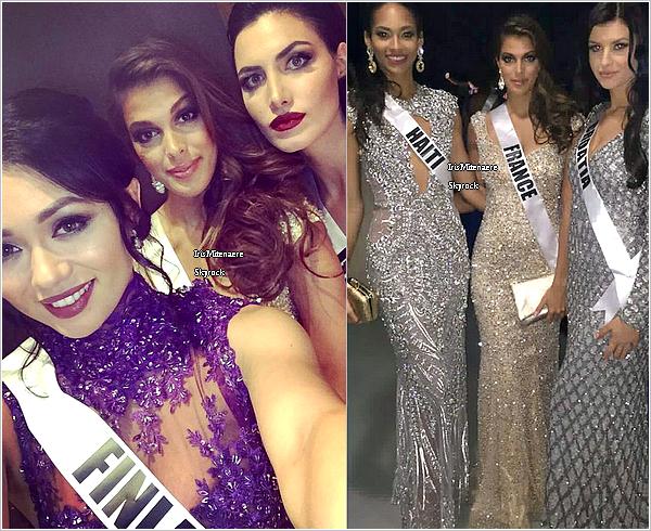 16/01/17 : Miss Univers Jour 3