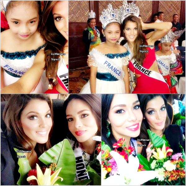 17/01/17 : Miss Univers Jour 4