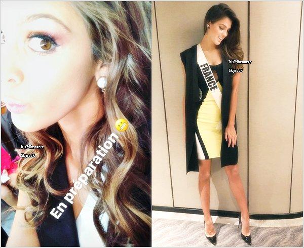 26/01/17 : Miss Univers Jour 12