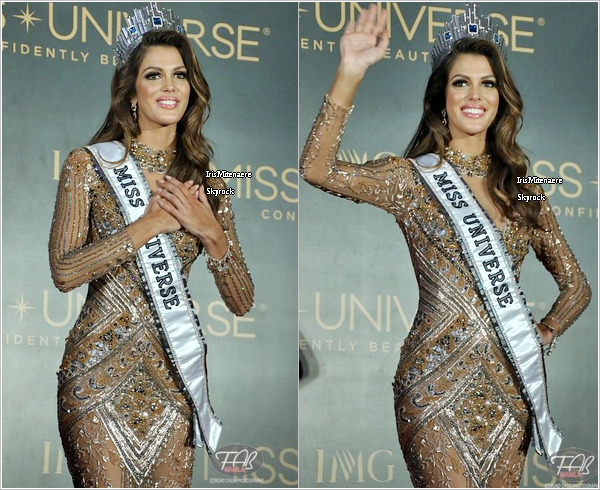 30/01/17 : Miss Univers 2016