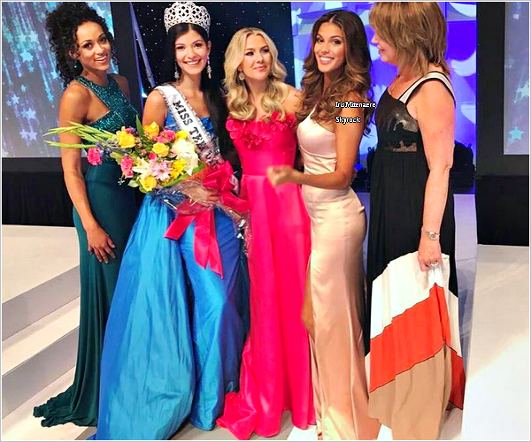 29/07/17 : Miss Teen USA