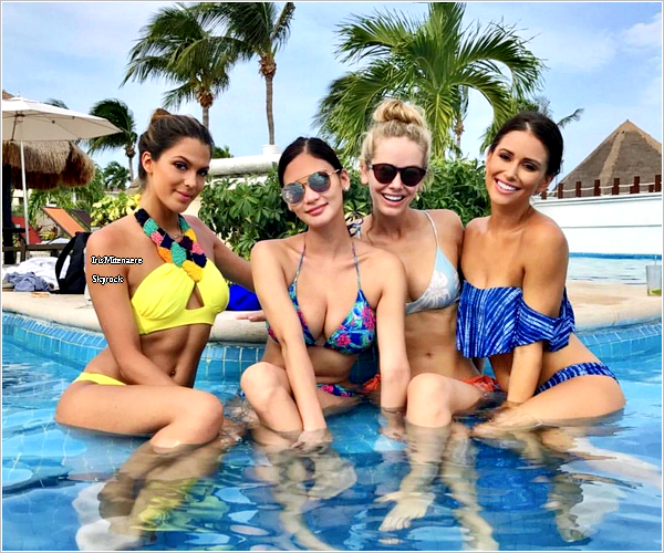 31/08/17 : Cancun - US Open - Shooting