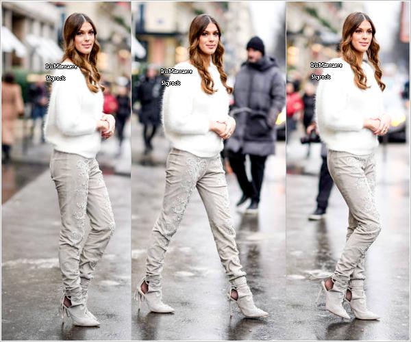22/01/19 : Fashion Week