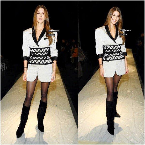 23/01/19 : Fashion Week