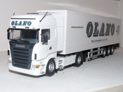Scania R580 OLANO