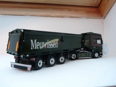 Scania R500 de chez Meuwissen